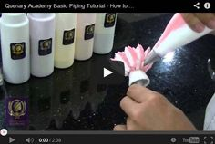Quenary academy Piping Tutorial, Training, Hacks, Crafts, Manualidades, Work Outs, Excercise, Handmade Crafts, Onderwijs