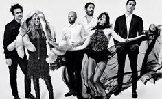 Florence + the Machine: Tom Monger, Isabella Summers, Mark Saunders, Christopher Lloyd Hayden, Florence Welch, Rob Ackroyd (2010)