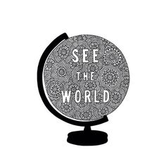 See the world✒️ #seetheworld #globe #travel #wanderlust #world #drawing #mandala #create #creativpaper #creative_instaarts #zentangle #quotes #life #hippiespirits #freespirit #featureuniverse #design #Doodling #sketch_daily #illustration #imbw #InstaArt #iblackwork #instartist_ #art #artoftheday #artfido #art_spotlight #art_we_inspire #artlife