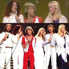 ABBA, Andy Gibb & Olivia