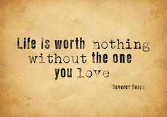 Severus Snape Quotes | quote Severus Snape | via Tumblr