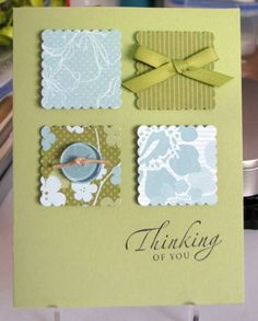 Thinking Spring by tjacoby98 - Cards and Paper Crafts at Splitcoaststampers