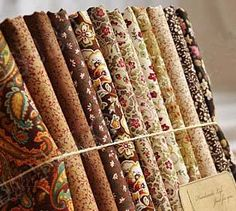 ROYAL DIY 100%COTTON 12 design mix brown flower rose feather fabric patchwork textile 25CM x 24CM High quality Free shipping #clothing,#shoes,#jewelry,#women,#men,#hats,#watches,#belts,#fashion,#style