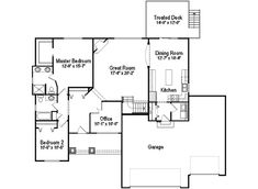 34 Closed Concept Plans Ideas In 2021 House Plans Small House Plans How To Plan
