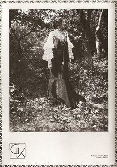 Gustav Klimt Emilie Floge modista4