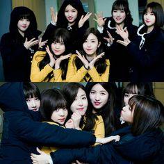 ~•|Yerin•Sowon•Umji•SinB•Yuju•Eunha|•~ Bubblegum Pop, Gfriend And Bts, Happy Graduation Day, G Friend, My Buddy, Pop Music, Kpop Girls, Rapper, Red Velvet