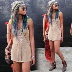 Sale Side Split Hollow Out U neck mini dress Women handmade crochet knitted dress beach 2015 Summer beige casual short dresses-in Dresses from Women's Clothing & Accessories on Aliexpress.com | Alibaba Group