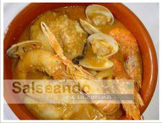 Salseando en la cocina: Sarsuela / Zarzuela