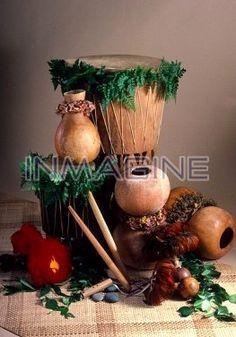Hawaiian Musical instruments photo