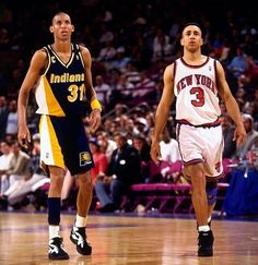 Miller & Starks, '94 East Finals.