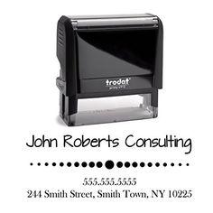 Return Address Business Stamp Personalized Trodat Custom ... http://www.amazon.com/dp/B0140YHZWM/ref=cm_sw_r_pi_dp_fU9sxb0HK05E3