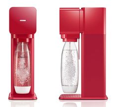 SodaStream Play by Yves Behar / Material: Plàstic ABS / #Extrussió