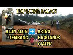 Explore Jalan Dari Alun Alun Lembang Menuju Kebun Teh Astro Highlands Ciater - YouTube Lembang, The Creator, Youtube, Channel, Advertising, Explore, Exploring, Youtubers