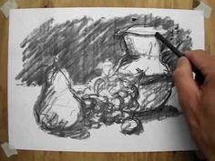 Desenho e Pintura - Desenhando composições | Vídeo 2
