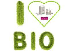 I love Bio! I Love Globaleyes! Il trattamento completo occhi naturale al 95% e biologico al 50%.