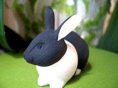 Vintage Highbank Scottish Porcelain Black and by EtsyBetsyBits