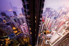 Stunning photographs capture Hong Kong