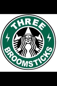 |three broomsticks| harry potter world Starbucks|