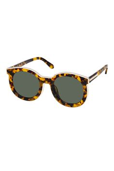 7db3f597aaf3 Karen Walker Super Spaceship Crazy Tort Sunglasses Karen Walker Sunglasses,  Star Fashion, Sunnies,