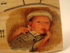 #wood #photo #baby #wood