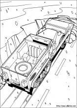 Coloriage Hot Wheels, choisis tes coloriages Hot Wheels sur coloriez .com
