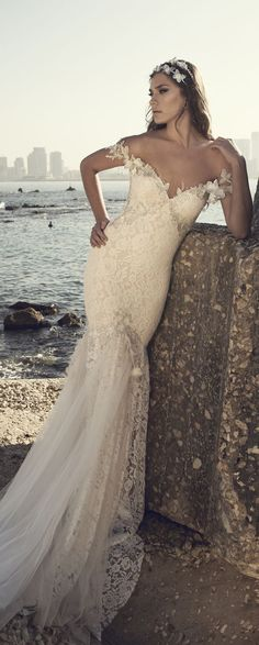 Love the texture on this gorge BHLDN wedding dress <3 | Wedding ...