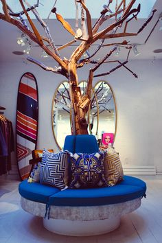 Visual Merchandising | Display: Trina Turk Store