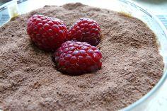 The way the cookie crumbles.: Raspberry Tiramisu indulgence :)