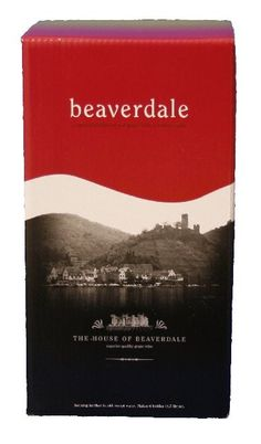 Beaverdale Cabernet Sauvignon Red Wine Kit, 30 bottle.  Cabernet Sauvignon is the best known red wine grape, recognised by its strong blackcurrant and herby aroma. This grape is the main variety used in all Bordeaux and Medoc (Claret) wines.