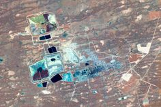 Earth View is a collection of the most beautiful and striking landscapes found in Google Earth.