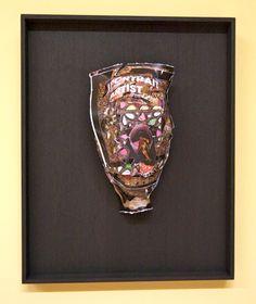 'Portrait of the Artist'  ( Mask(