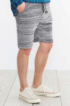 Koto Mock Spacedye Sweater Short - Urban Outfitters