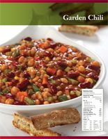 "Large scale ""pulse and Bean"" recipes for crowds of 50, 100, 250 or 500 servings.  Includes Beef and Bean Borscht, Rustic Lentil Soup, Hearty Bean Soup, Greek Pulse and Pasta Salad, Garden Chili, Turkey Chili, BBQ Meatloaf, Black Bean Brownies and more..."