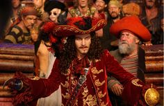 Need to have this costume.  Jason Isaac as Captain Hook.