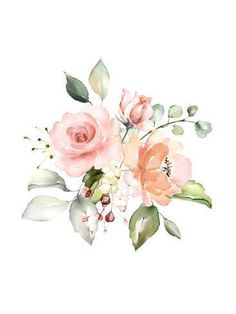 Watercolor Flowers Discover Floral nursery decor I am a child of God Wall Print - Baby Girl Wall art in pink peach and green - Pretty Christian Nursery Art Art Floral, Logo Floral, Floral Nursery, Nursery Art, Nursery Decor, Elephant Nursery, Watercolor Flowers, Watercolor Paintings, Watercolour