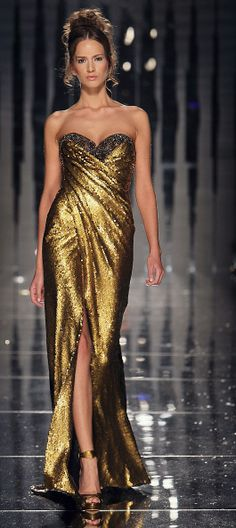 my favorite of ABED MAHFOUZ COUTURE FALL/ WINTER 2011-12 COLLECTION