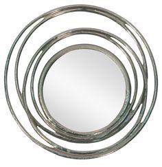 Ringlet Mirror | Wayfair