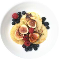 pancakes & figs