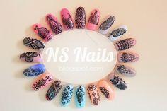 NS Nails: Zdobienie paznokci rapidografem