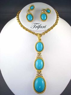 Trifari  (Sold)