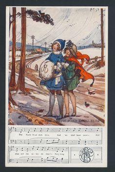 Dorothy Wheeler postcard