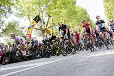 Tour de France 2015. Départ de l'étape Gap-Saint Jean de Maurienne. © Photo Pat.Domeyne/Juillet 2015