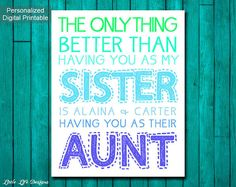 The Only Thing Better Than Having You As My by LittleLifeDesigns