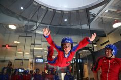 iFLY CHICAGO              MAKE YOUR SUMMER FLY!!!