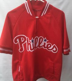 A personal favorite from my Etsy shop https://www.etsy.com/listing/473191386/vintage-philadelphia-phillies-batting