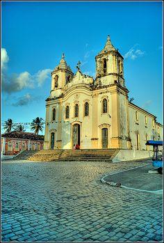 Charles Fonseca: Arquitetura barroca. Laranjeiras. Sergipe. Brasil