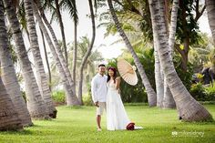 Mahalo and congratulations to Kelly and Kevin! A great #mauiwedding