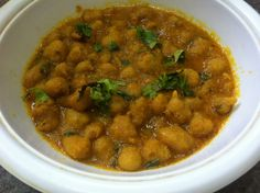 Moongre Curry (Moong Dal Fritters In Curry) Recipe