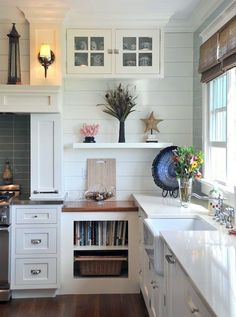#Popular #kitchens Pretty Decor Ideas