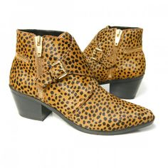 Dolce Vita Kenzie Boot Leopard
